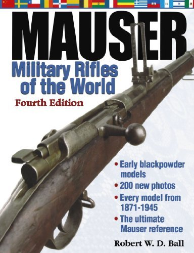 Mauser Military Rifles of the World by Robert Ball (2006-12-26)