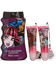 Mattel Coffret Lip Gloss Monster High 3 Pièces