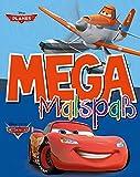 Disney Planes & Cars Mega Malspaß