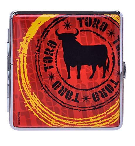 Polyflame Zigarettenetui, Toro, Spanien, Motiv 4