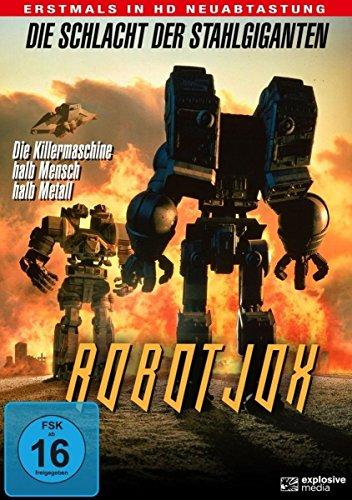 Bild von Robot Jox - Die Schlacht der Stahlgiganten