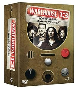 Warehouse 13: Collezione Completa (19 DVD)