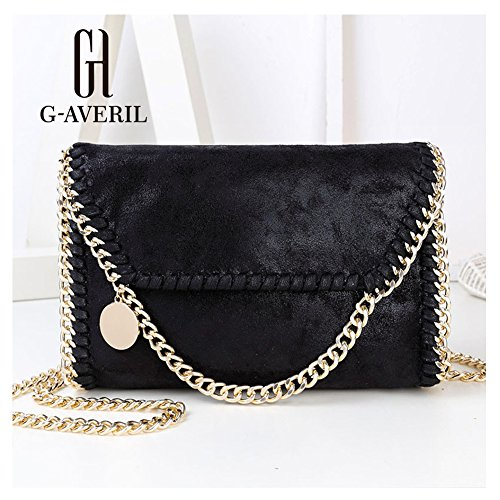 G-AVERIL, Borsa a mano uomo nero Black Black1