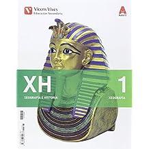 XH 1 (1.1-1.2)+ XEOGRAFIA SEPARATA: 000003 - 9788468239477