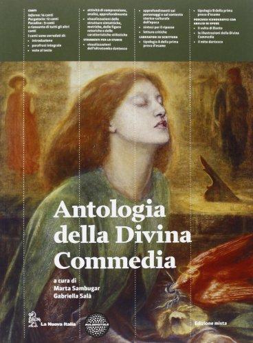 Visibile parlare. Con Antologia della Divina Commedia. Per le Scuole superiori