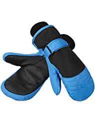 Terra Hiker Children's Ski Mittens, Waterproof & Windproof, Breathable Ripstop Fabric