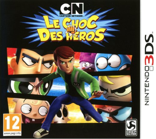 Cartoon Network : Le choc des héros [Importación francesa]