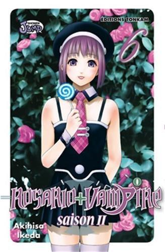 Rosario + Vampire, Saison 2, Tome 6 :