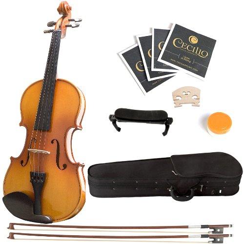 mendini-mv400-violine-geige-mit-koffer-kolofonium-bogen-und-schulterstutzen-4-4-grosse-natur