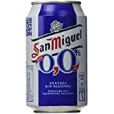 San Miguel Cerveza sin Alcohol - 33 cl