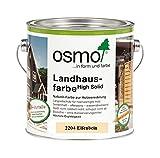 OSMO Landhausfarbe 2,5 Liter Elfenbein 2204