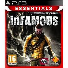 Sony Infamous Essentials, PS3 - Juego (PS3, PlayStation 3, Acción / Aventura, T (Teen))