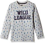612 League Boys' T-Shirt (ILW16I15017_Grey_5-6YRS)