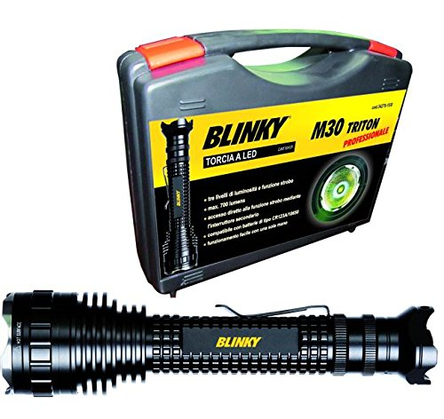 Blinky 34270-15 PROF Torce con LED M30-Triton