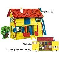 Pippi Langstrumpf 44.3688.00 - Casa de muñecas de Pipi Calzaslargas (en madera)