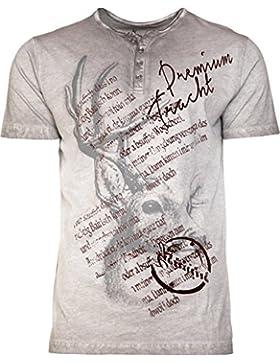 Hangowear T-Shirt Atlanta grau