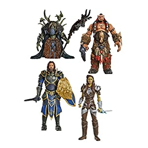 Warcraft Figuras 15 cm Wave 2 Surtido (6) Jakks Pacific Mini figures 7