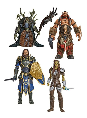Warcraft Figuras 15 cm Wave 2 Surtido (6) Jakks Pacific Mini figures 1