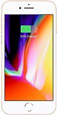 "Apple iPhone 8, 4,7"" Display, 64 GB, 2017, Gold"