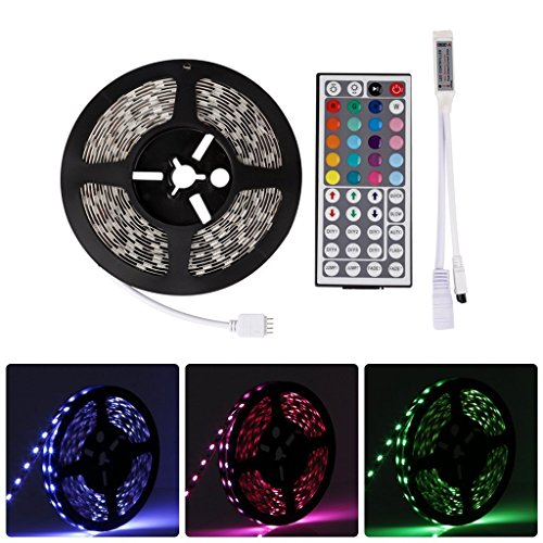 3 M 36W IP20 LED Strip RGB SMD 5050 60 LED/m Streifen Strip Band Leiste+Controller+Trafo