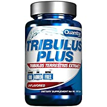 Quamtrax Nutrition Suplemento Tribulus Plus - 100 Cápsulas
