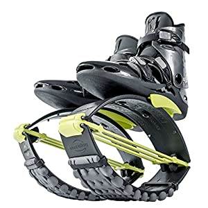 Kangoo Jumps KJ XR3 Black/Yellow