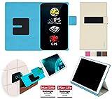 reboon Hülle für Allview Viva H8 LTE Tasche Cover Case Bumper | in Beige | Testsieger