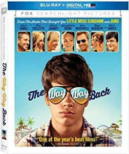Way Way Back [Blu-ray] [Import anglais]