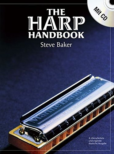The Harp Handbook: Noten, CD, Lehrmaterial für Mundharmonika (diat./chr.)