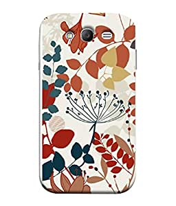 Printvisa Designer Back Cover for Samsung Galaxy Grand Neo Plus I9060I, Samsung Galaxy Grand Neo+ (Decoration Decorative Ornamental Ornament Repetition Abstract Beautiful Backdrop)
