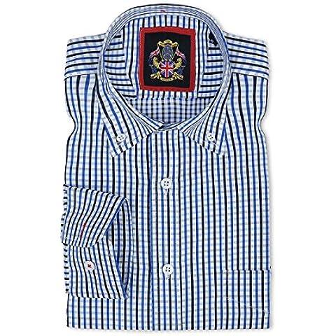 Janeo Men's Shirts -  Camicia classiche  - Con