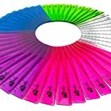 Monster Stationery - 6 Inch / 15cm Transparent Coloured Rulers - Shatter Resistant - Class Pack of 50 - Mixed