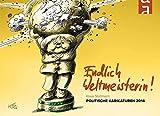 Endlich Weltmeisterin: Stuttmann-Karikaturen 2014 (Cartoon-Jahresbände)