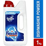 Finish Classic Dishwasher Powder Detergent 1 Kg