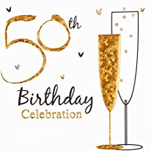 Suchergebnis Auf Amazon De Fur Einladungskarten 50 Geburtstag
