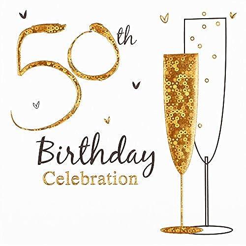 50th Birthday Invitations: Amazon.co.uk