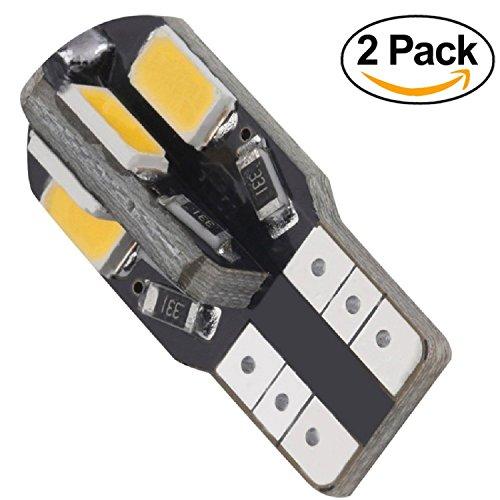 Preisvergleich Produktbild Ultra Vision LED 501 Standlicht,  12 V,  5 W,  2er Pack - Reinweißes Licht 6000 K