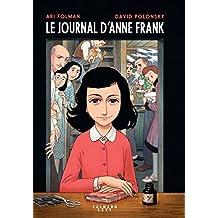 Le Journal d'Anne Frank - Roman graphique de Anne Frank et Ari Folman