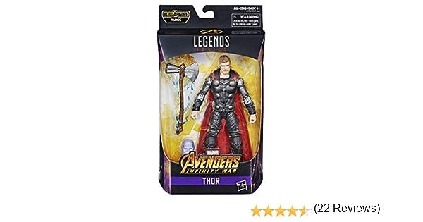 Marvel Avengers Infinity guerre Titan Hero Series 12 pouces THOR Chris Hemsworth NEUF