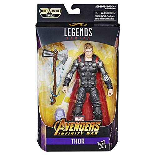 Marvel Legends Series Avengers: Infinity War Thor-Figur, 15,2 cm - Figur Action Thor