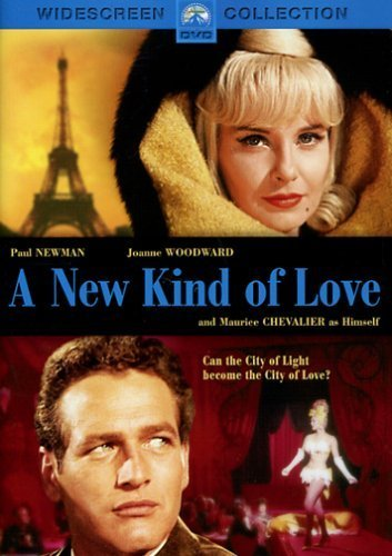 A New Kind of Love (1963) by Paul Newman