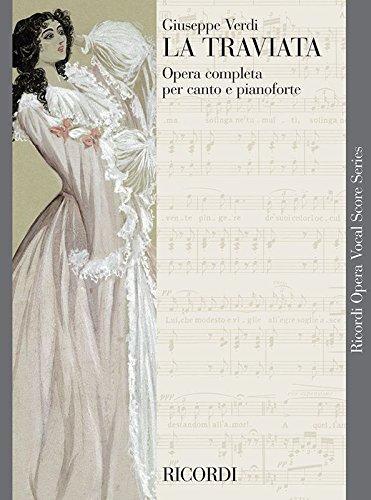 La traviata chant por Giuseppe Verdi