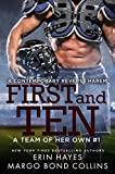 First and Ten: A Contemporary Reverse Harem (A Team of Her Own Book 1) (English Edition)
