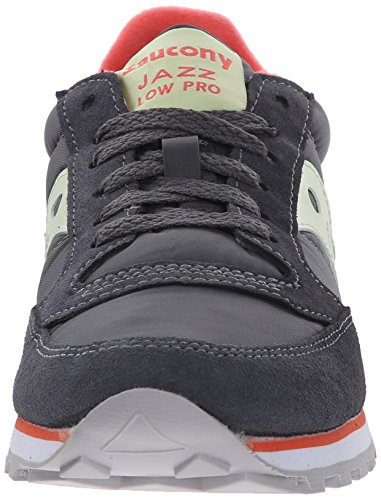 Sneakers donna Saucony Jazz Low Pro - Charcoal/Yellow Charcoal/Yellow