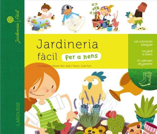 Jardineria fàcil per a nens por From Larousse