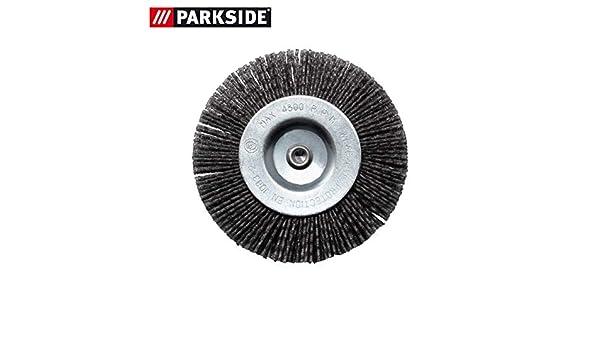 und Kunststoff 3-teilig Metall, Kunststoff LIDL IAN 308713 zur Entfernung von Unkraut breit schmal f/ür Parkside Universalb/ürste PUB 500 A1 Parkside Fugenb/ürsten Set