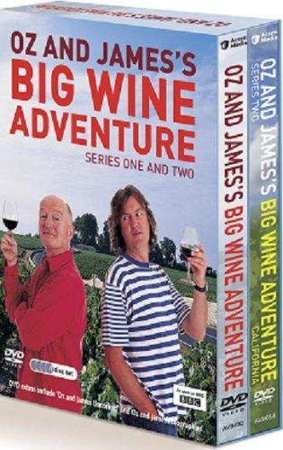 Big Wine Adventure Series 1 & 2 Box Set