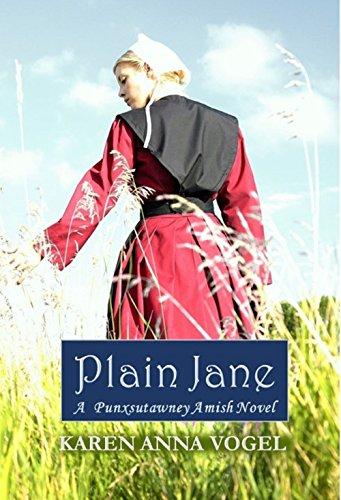 Plain Jane A Punxsutawney Amish Novel Bronte Inspired
