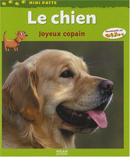 Le chien : joyeux copain