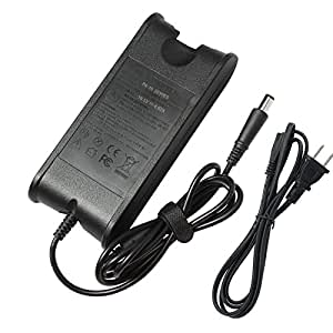AC Power Adapter/Battery Charger 90 Watt for Dell Latitude 100L ATG D620 D400 D420 D500 D510 D600 D610 D620 D630 D640 D800 D810 D820 D830 E4200 E4300 E5400 E5420 E5500 E5510 E6400 E6410 E6420 E6500 E6510